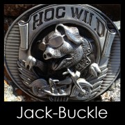 Buckle Harley-Owners -Group HOG-WILD  G�rtelschnalle