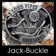 Buckle LOUD PIPES G�rtelschnalle