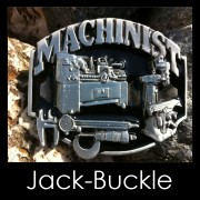 Buckle Maschinist-Mechaniker G�rtelschnalle