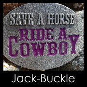 Buckle Ride a Cowboy Western Country G�rtelschnalle